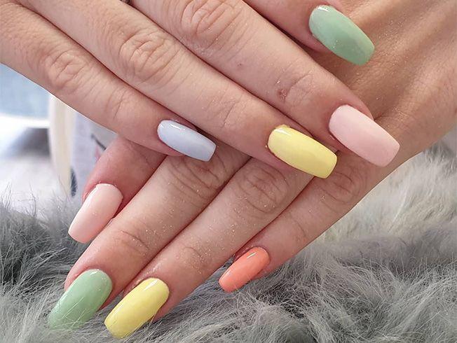 Colores de uñas de moda