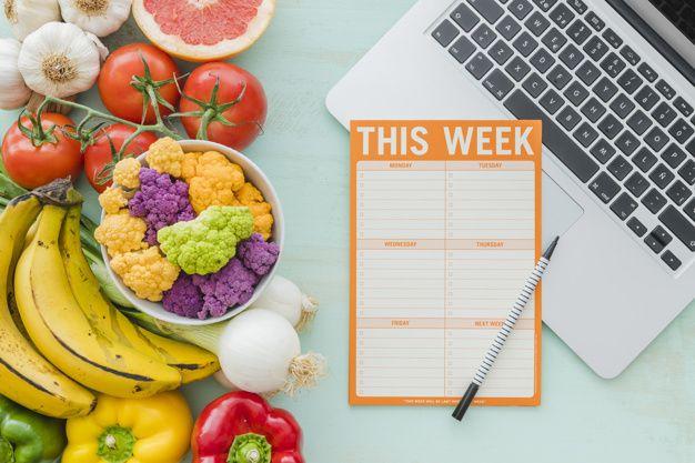 ¿Cómo hacer una dieta para perder peso?