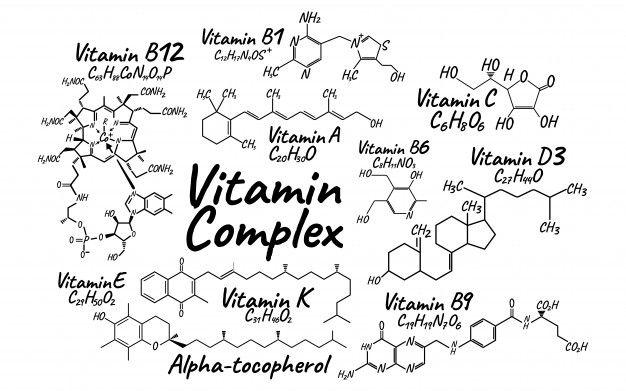 Suplementos vitamínicos para sentirse mejor
