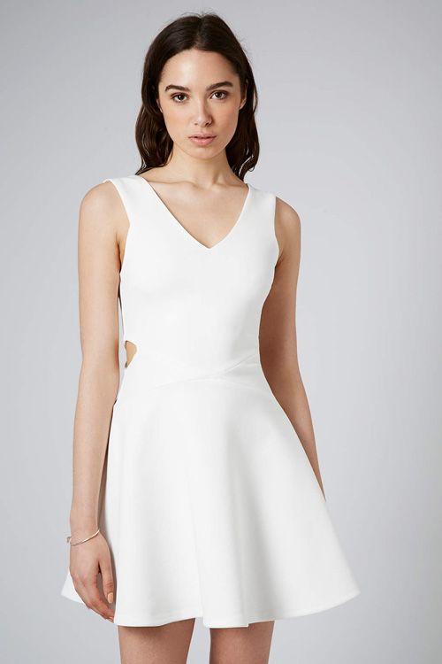 Vestido corto de Elvestidodeolivia.es