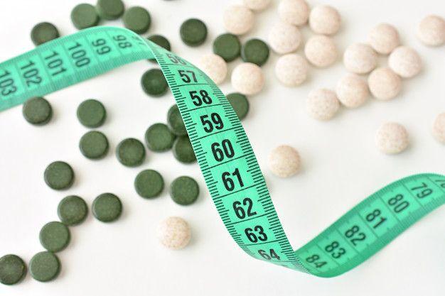 Pastillas para bajar peso: mitos y verdades