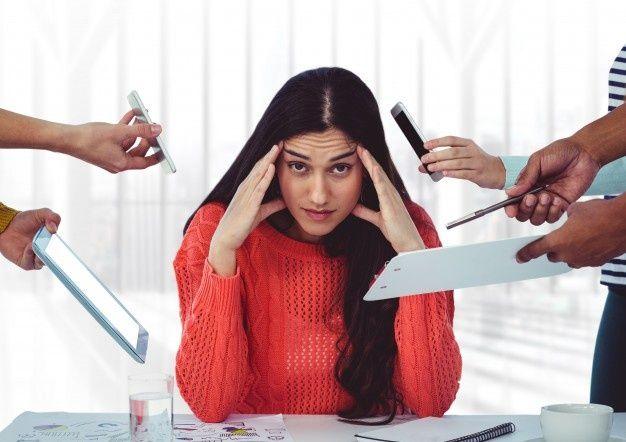 Todo lo que el estrés provoca en tu cuerpo