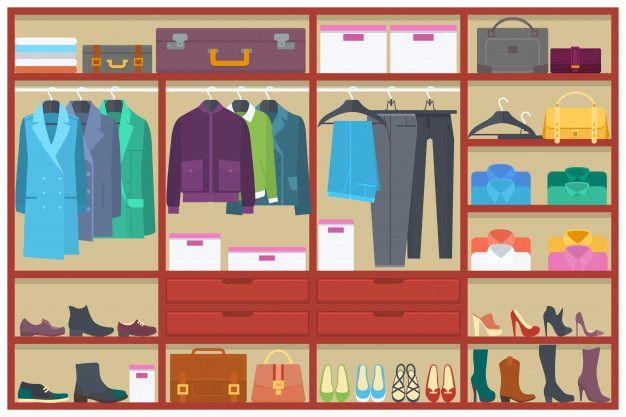 Consejos para tener tu armario siempre ordenado